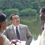 Sonya & Vic married at an elopement ceremony in Ellijay