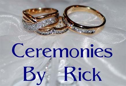 Rev. Rick Durham Wedding Officiant
