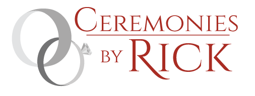Ceremonies By Rick Logo